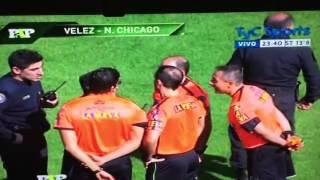 Resumen Paso a Paso (TyC) Velez 1 - Nueva Chicago 2 - Fecha 27 Primera División