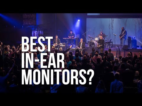 Best Affordable In-Ear Monitors | Worship Band Workshop