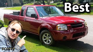 5 Best Trucks to Buy When You're Broke