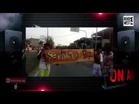 Violência no Rio revolta moradores de Santíssimo