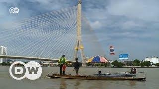 Bangkok'un hazine dalgıçları - DW Türkçe