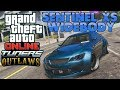 GTA 5 SENTINEL XS WIDEBODY | GTA ONLINE TUNERS & OUTLAWS DLC FAN-MADE