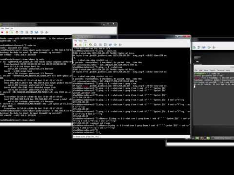 [SW: HOWTO] - Traffic forward to dynamic IP address using iptables