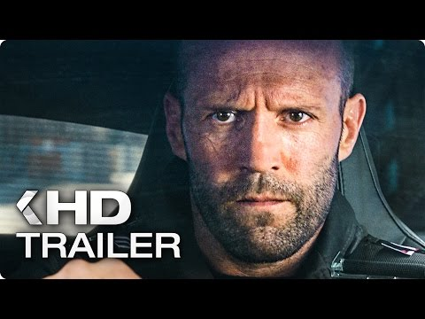 THE FATE OF THE FURIOUS ALL Trailer & Clips (2017)