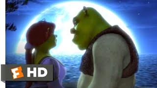 Shrek 2 (2004) - Accidentally in Love Scene (1/10) | Movieclips