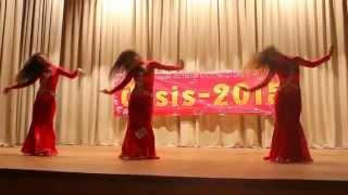 """♔ Академия """"HOT ARABIAN DANCE""""™. Трио Ираки!"""