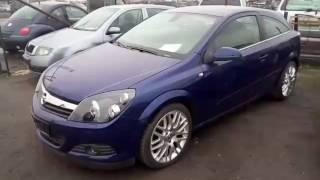 Пригон авто из Литвы, Opel Astra, 2005 год, 2.0 бензин, механика, за 3500€