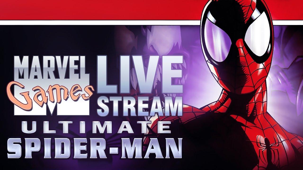 Ultimate Spiderman Stream