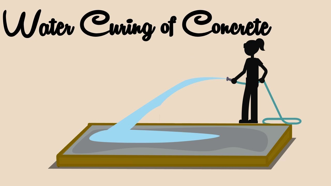 Water Curing of Concrete || Types || Manufacture of Concrete #30 ||