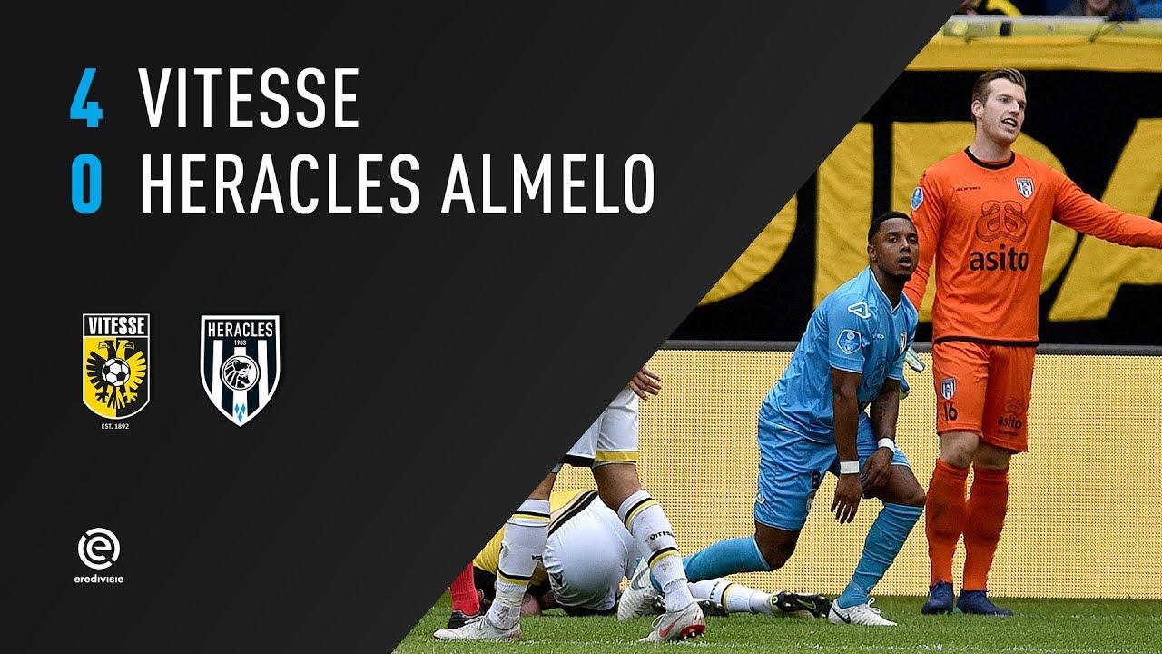 Vitesse - Heracles Almelo | 07-10-2018 | Samenvatting