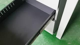 명품가구 Steelcase(스틸케이스)책상,서랍장(86…