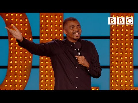 British racism is too subtle ?  | Live At The Apollo - BBC
