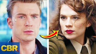 Captain America Is The Father Of Peggy's Children (Avengers Endgame Theory)