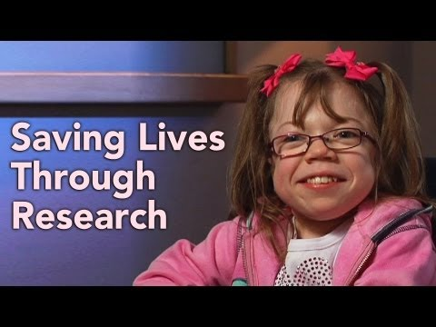 Saving Lives Through Medical Research: Alena's Story