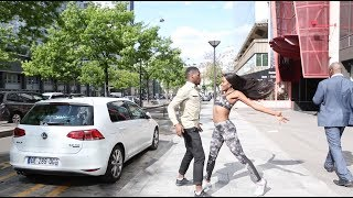 Sherrie Silver and Bonito - Beast Mode (Afro) Dance Choreography with Class