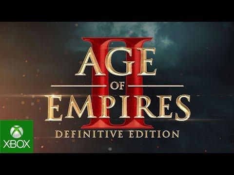 Age of Empires II DE - E3 2019 - Gameplay Trailer