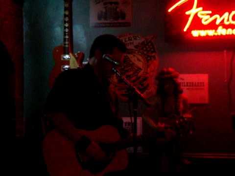 Jim Dalton acoustic cover of Crazy Train