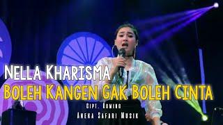 Nella Kharisma Boleh Kangen Gak Boleh Cinta MP3