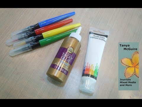 Dollar Tree Art Product Review