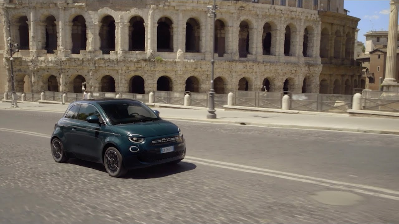 Olivier Francois, CEO Fiat, a 1 Health 4 All – Testimonia l'impegno di Fiat verso la sostenibilità
