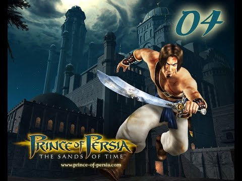 Prince of Persia: The Sands of Time PC (Steam) 100% Walkthrough 04 (Climbing the Tower)