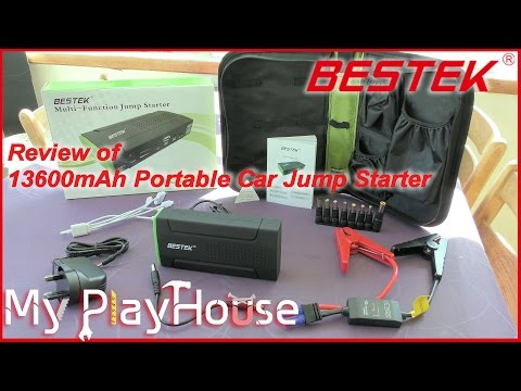BESTEK - Multi Function Jump Starter - Review & Giveaway - 348