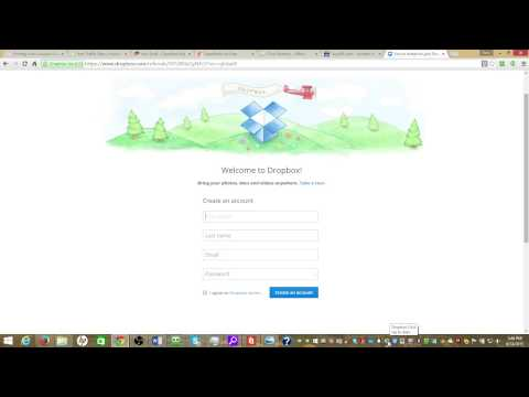 What Dropbox is for us