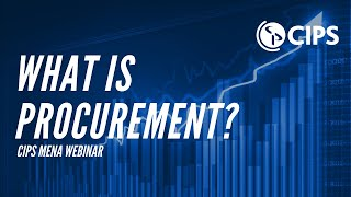 What is Procurement?