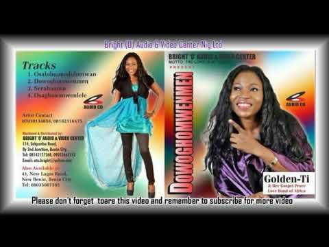 Golden Ti and her Gospel Peace  Love Band Of Africa. BEST EDO GOSPEL MUSIC