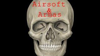Introdução do Canal - Airsoft&Armas