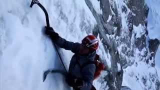 Ueli Steck Speed Climbing in the Alps