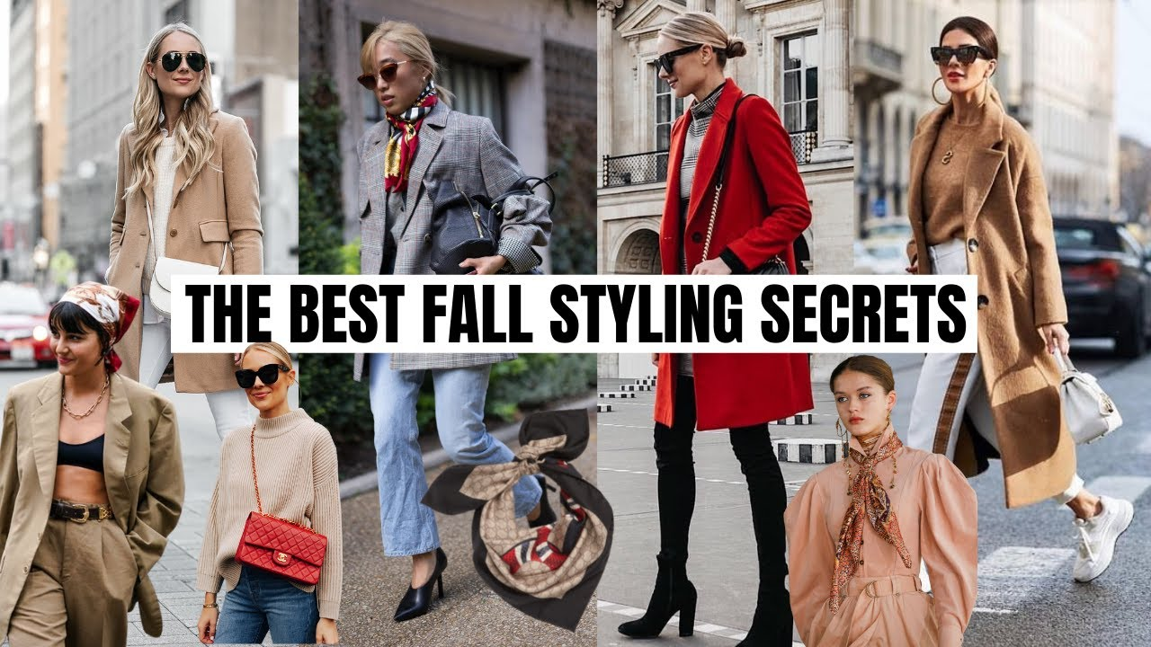 Download Fall Fashion Secrets You NEED To Know | How to Style