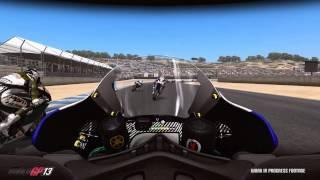 HD MotoGP 2013 Gameplay Video   U.S. Grand Prix   Xbox 360, PS3, PC and PS VITA