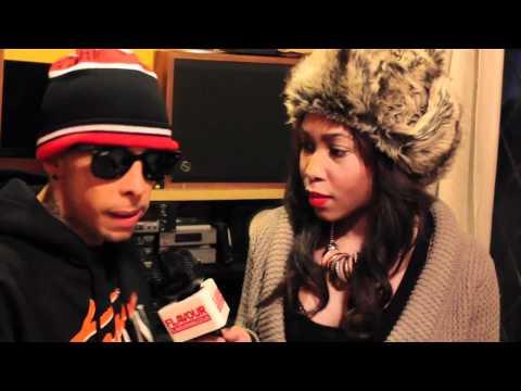 """FlavourMag - Dappy """"Rockstar"""" Interview"""