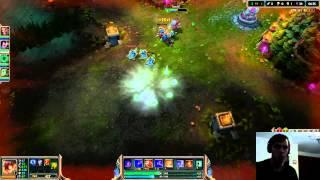 League of Legends Platyna 1 i sona jungle -.-