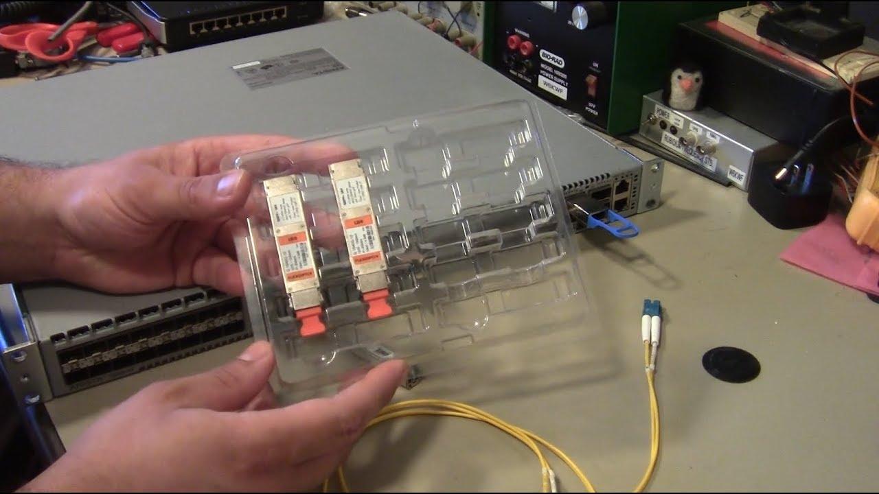 Download [FCIX] Overview of Fiber Optic Transceivers