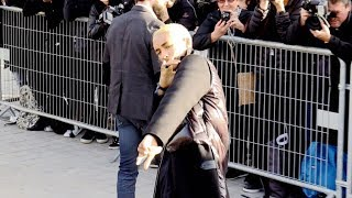 Video Jaden Smith going nuts and weird at 2017 Louis Vuitton fashion show in Paris download MP3, 3GP, MP4, WEBM, AVI, FLV Agustus 2018