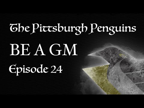 NHL 16 Pittsburgh Penguins BE A GM Ep 24: Ending the Regular Season