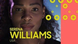 Serena Williams player profile