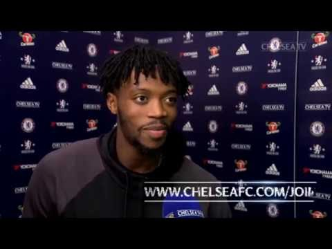 POST MATCH INTERVIEWS WITH ANTONIO CONTE, GARY CAHILL AND NATHANIEL CHALOBAH
