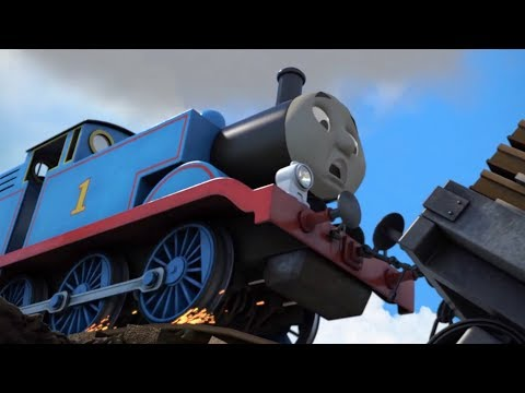 My Top 10 Thomas & Friends Crashes and Accidents