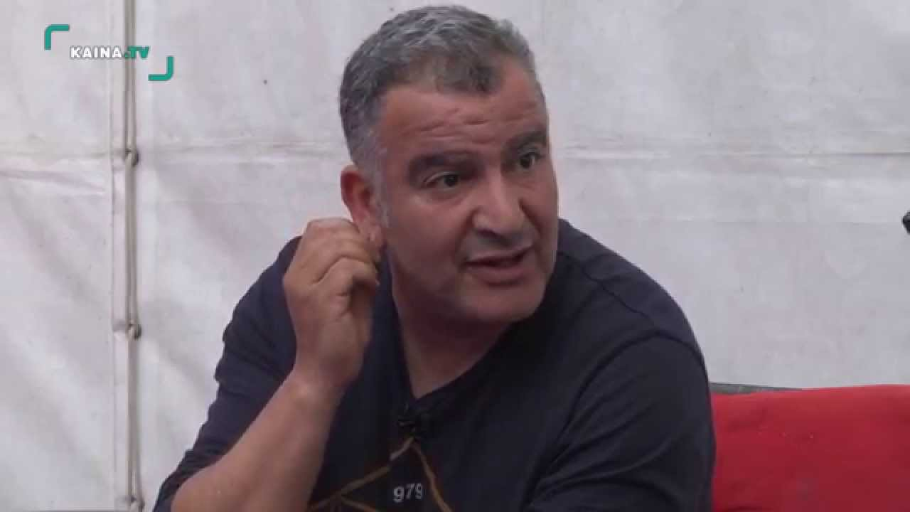 Festival Arabesques 2015 : rencontre avec Magyd Cherfi du groupe ZEBDA