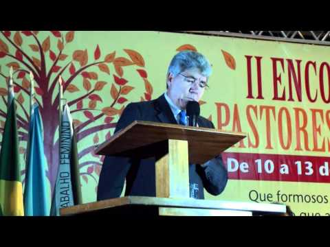 Hernandes Dias Lopes, palestra aos pastores da IPB