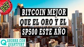 Bitcoin: qué depara esta semana? +20% de subida en el año: habrá más?