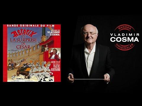 Vladimir Cosma feat LAM Philharmonic Orchestra - La course de chars - BO du Film Astérix
