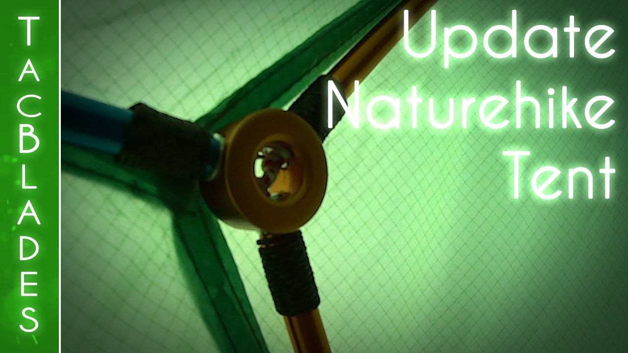 & Important Nature Hike Tent Update : Wild Camping - YouTube