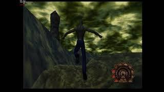 Shadow Man N64 - Deadside OoB Waterfall Skip