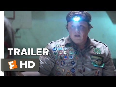 Scouts Guide to the Zombie Apocalypse   1 2015  Tye Sheridan Movie HD