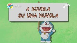 Doraemon-A Scuola Su Una Nuvola