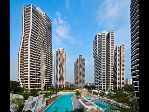 d'Leedon - Architectural Masterpiece at District 10 of Singapore